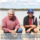 Bid to drought-proof Yarrie Lake